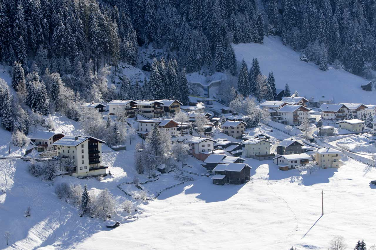 Clubdorf Appartements in See bei Ischgl